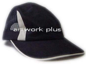 หมวกแก๊ปผ้าด้าหลังตาข่าย,หมวกกอล์ฟ,หมวกปักโลโก้,หมวก cap,cap,หมวกพรีเมี่ยม,หมวกกีฬา,หมวกผ้าฝ้าย