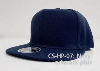 CAP SIMPLE- CS-HP-07, Navy, Hiphop Hat, Snapback, หมวกฮิปฮอป, หมวกสแนปแบค, หมวกฮิปฮอป พร้อมส่ง, หมวกฮิปฮอป ราคาถูก, หมวก hiphop, หมวกฮิปฮอป สีกรมท่า