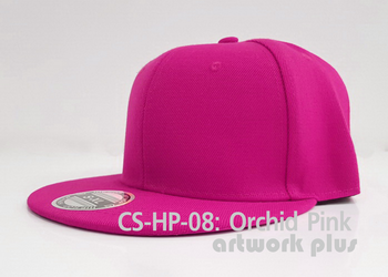 CAP SIMPLE- CS-HP-08, Orchid Pink, Hiphop Hat, Snapback, หมวกฮิปฮอป, หมวกสแนปแบค, หมวกฮิปฮอป พร้อมส่ง, หมวกฮิปฮอป ราคาถูก, หมวก hiphop, หมวกฮิปฮอป สีชมพูเข้ม