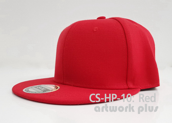 CAP SIMPLE- CS-HP-10, Red, Hiphop Hat, Snapback, หมวกฮิปฮอป, หมวกสแนปแบค, หมวกฮิปฮอป พร้อมส่ง, หมวกฮิปฮอป ราคาถูก, หมวก hiphop, หมวกฮิปฮอป สีแดง