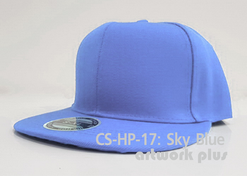 CAP SIMPLE- CS-HP-17,  Sky blue, Hiphop Hat, Snapback, หมวกฮิปฮอป, หมวกสแนปแบค, หมวกฮิปฮอป พร้อมส่ง, หมวกฮิปฮอป ราคาถูก, หมวก hiphop, หมวกฮิปฮอป สีฟ้า