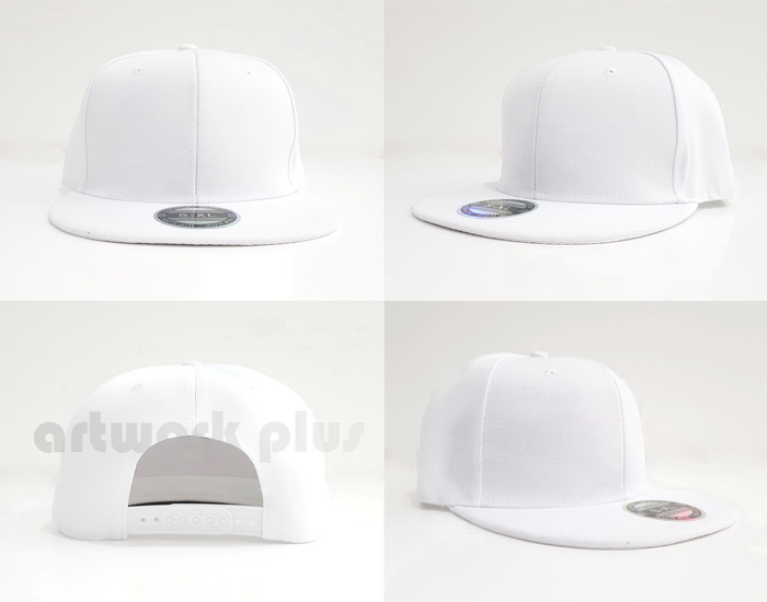 CAP SIMPLE-CS-HP, Hiphop Hat, Snapback, หมวกฮิปฮอป, หมวกสแน๊ปแบ๊ค, หมวกฮิปฮอป สีขาว, หมวกฮิปฮอป พร้อมส่ง, หมวกฮิปฮอป ราคาถูก