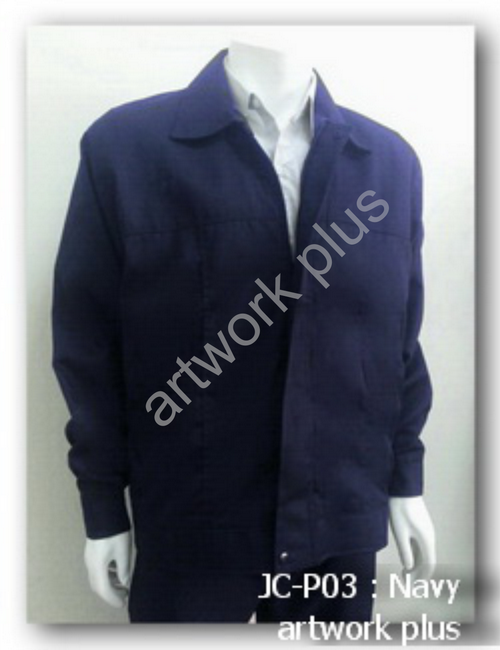 JACKET CASUAL-JC-P03_NAVY