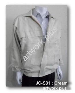 แจ็กเก็ตสีครีมซับในลายสก็อต,เสื้อแจ็กเก็ตสำเร็จรูป,Jacket Casual,แจ๊คเก็ตพร้อมส่ง,แจ๊คเก็ตชาย,แจ๊คเก็ตบริษัท,แจ๊คเก็ตทำงาน,แจ๊คเก็ตยูนิฟอร์ม,แจ๊คเก็ตลำลอง,แจ๊กเก็ตปักโลโ้ก้,แจ๊คเก็ตทีม,แจ๊คเก็ตกันลม,แจ๊คเก็ตกันหนาว,แจ๊คเก็ตราคาส่ง,แบบเสื้อแจ๊คเก็ต
