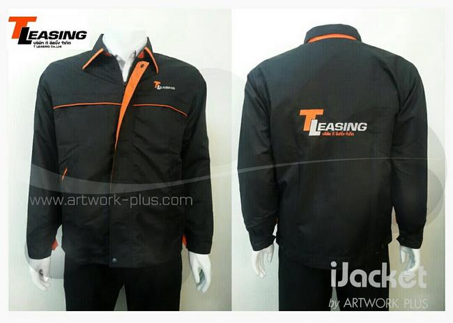 แจ็คเก็ต,เสื้อJacket,Jacket ชาย,แจ็คเก็ตพนักงาน_Jacket T Leasing