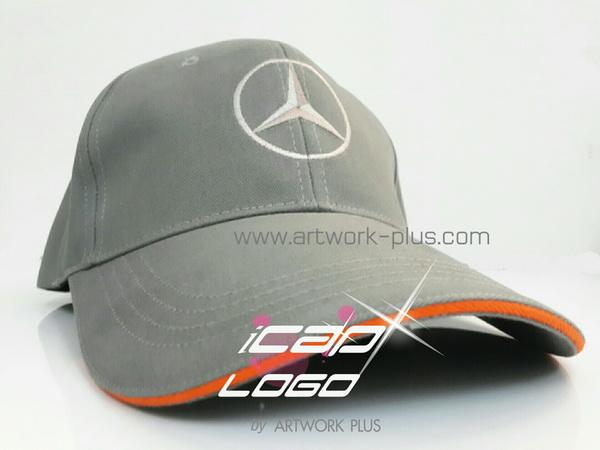 ผู้ผลิตหมวกแก๊ป,หมวกแก๊ป,หมวกกอล์ฟ,หมวกพรีเมี่ยม_Cap_BENZ