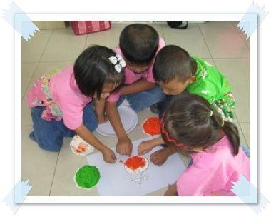 กิจกรรมสร้างสรรค์โรงเรียนอนุบาลเทศบาลด่านสำโรง