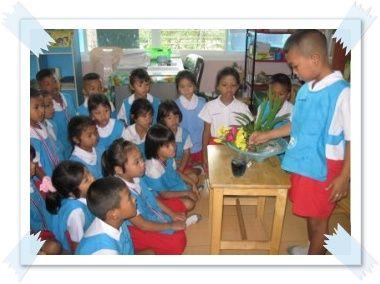 กิจกรรมเสริมประสบการณ์ โรงเรียนอนุบาลเทศบาลด่านสำโรง