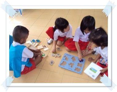 กิจกรรมเกมการศึกษา โรงเรียนอนุบาลเทศบาลด่านสำโรง