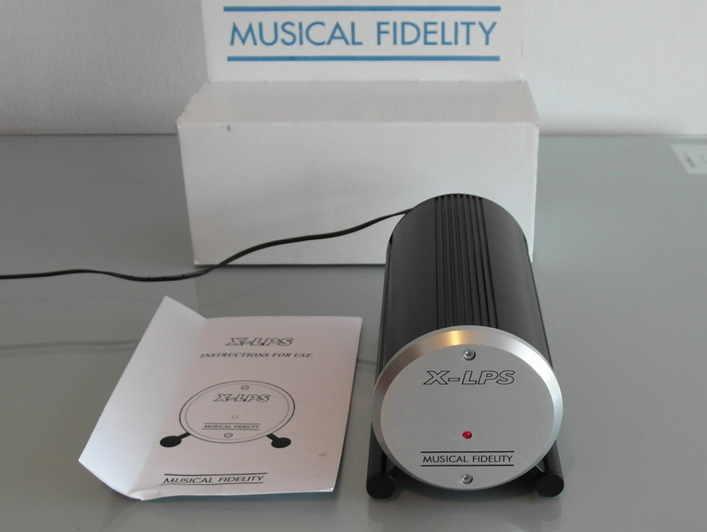 UPDATE ล่าสุดวันนี้ Musical Fidelity X-LPS ภาคขยายสัญญาณหัวเข็มแบบ MM,MC ใช้แล้วสภาพดี สอบถามเพิ่มเติมได้ครับ โทร. 084 560 3199