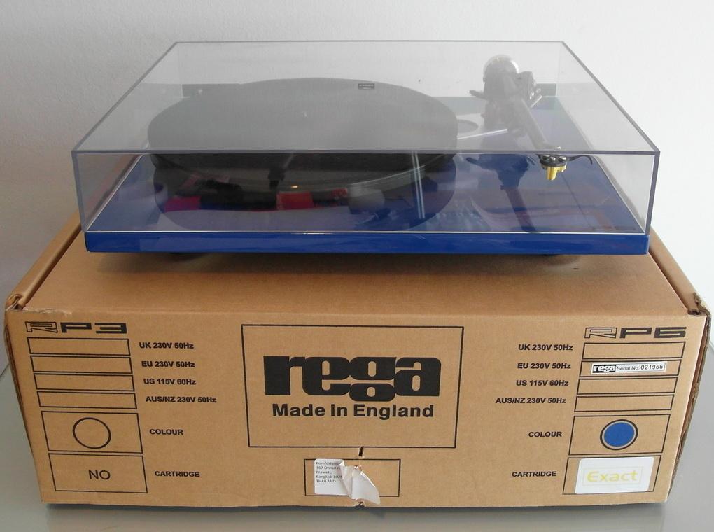 UPDATE ล่าสุด Rega RP6 Exact + TT PSU + Fono Setup สอบถามเพิ่มเติมได้ครับ โทร. 084 560 3199