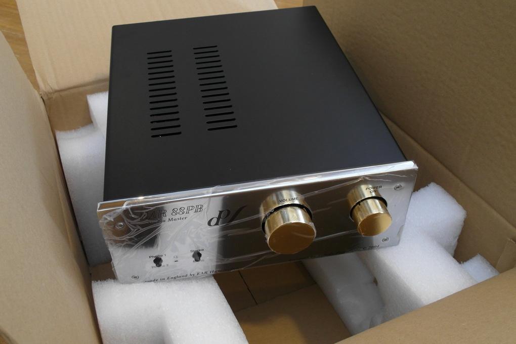 EAR 88PB Phono Stage +  4 x 6922 tubes (or 6DJ8 or 7DJ8) + Volume Control + Output Transformer สอบถามได้ครับ โทร. 084 560 3199