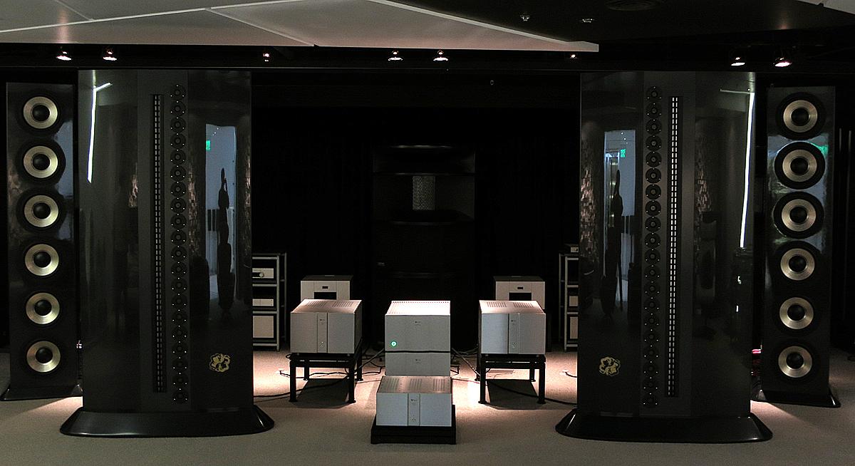 genesis loudspeaker ซ่อมลำโพง ริบบอน
