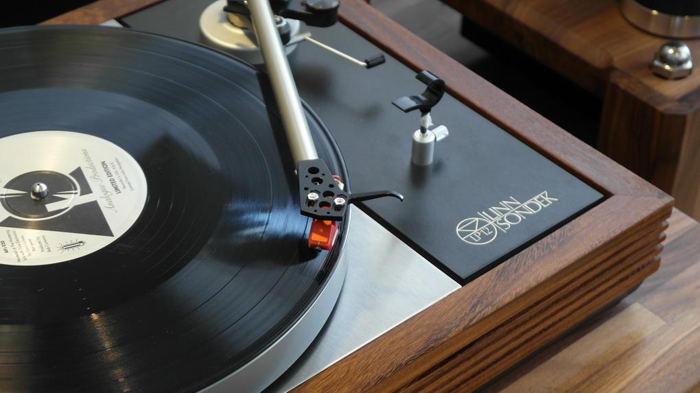 LINN LP12 #694 + VALHALLA + ITTOK LVII + Setup