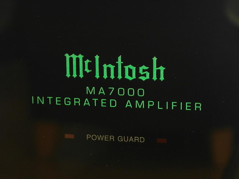 McIntosh MA7000 #326 สอบถามได้ครับ โทร. 084 560 3199