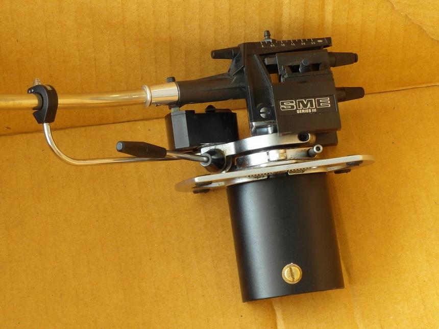 SME Series III #317 Tonearm สอบถามเพิ่มเติมได้ครับ โทร. 084 560 3199