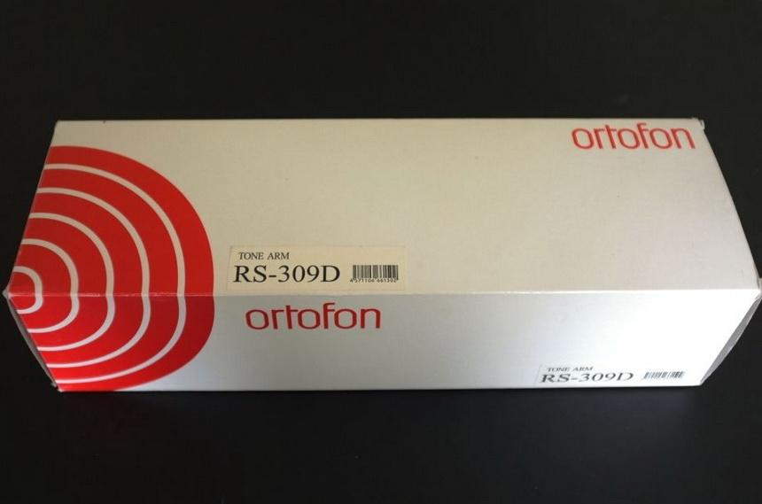"""ortofon RS309D 12"""" tonearm + Boxed + Setup ไฟน์จูน สอบถามได้ครับ 084 560 3199"""