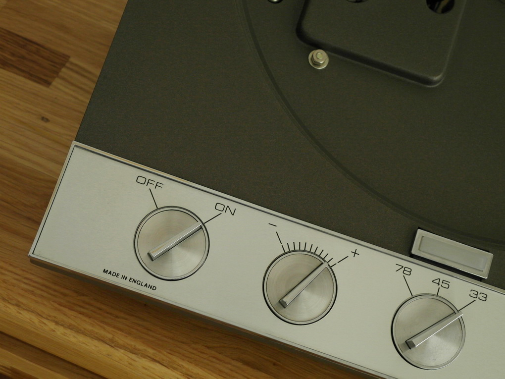 Garrard 401 #375 50Hz stroboscopic platter markings and 50Hz pulley THB สอบถามเพิ่มเติม โทร. 084 560 3199