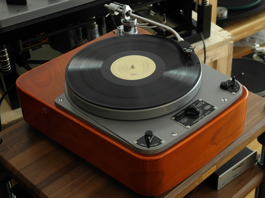 UPDATE Garrard 301 Grease Bearing + Hammertone + 50Hz Pulley + SME 3003 S2 + Dynavector 20x  + Candy Finishing Touch on Plywood Plint + Setup ไฟน์จูน ทดลองฟังหรือสอบถามอีกเครื่องได้ครับ โทร. 084 560 3199