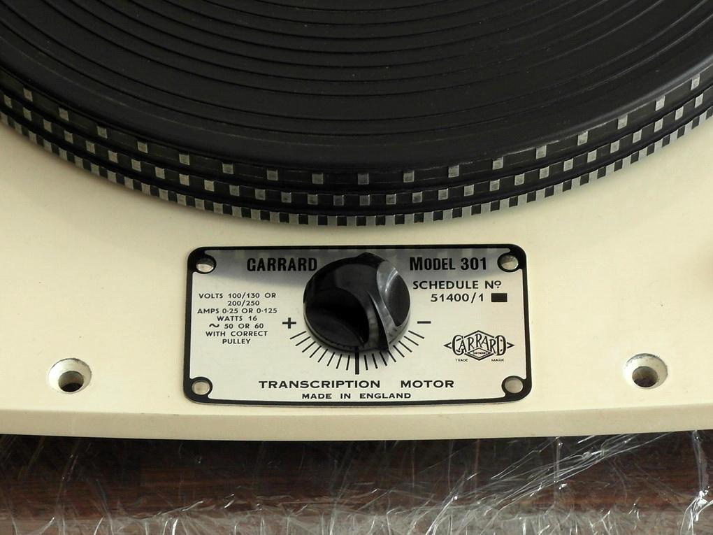 Original 50Hz Garrard 301 Grease Bearing #150 + Setup ไฟน์จูน สอบถามได้ครับ โทร. 084 560 3199