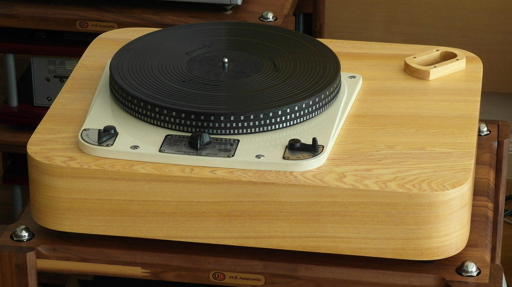 Garrard 301 Ivory + Solid Plinth + Ortofon 309 + Setup ไฟน์จูน สอบถามได้ครับ