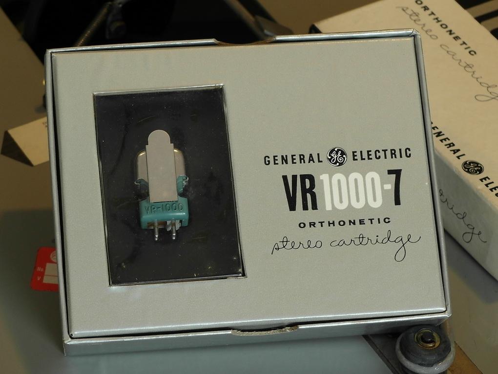 NOS GE VR1000-7