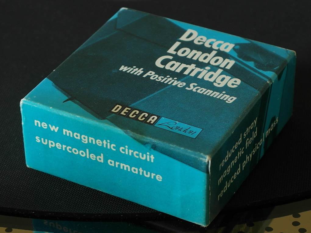 Decca London Grey Cartridge