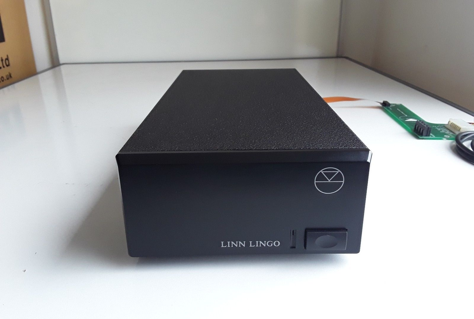 LINN LINGO #122 ราคา 36,000.- โทร. 084 560 3199 Line: audiodirect