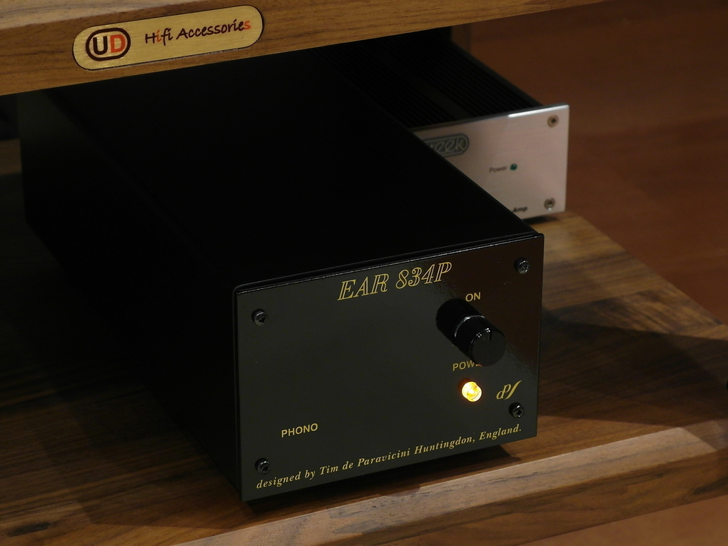 EAR 834P MM Phono Stage ของครบ ราคา 29,800.- สอบถามได้ครับ โทร. 084 560 3199 Line: audiodirect