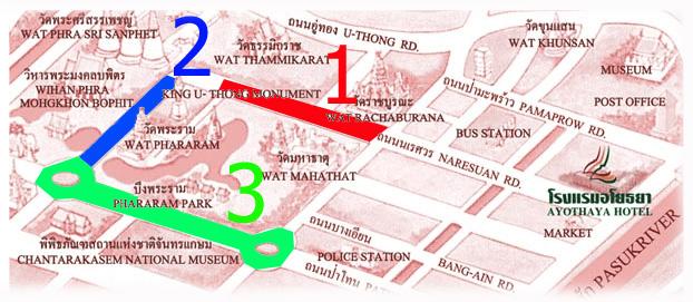 Ayothaya-MAP-Ayutthaya