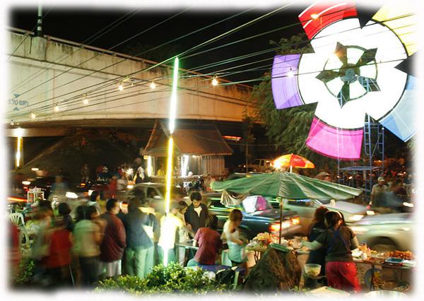 Loi Krathong Festival2AyothayaHotel