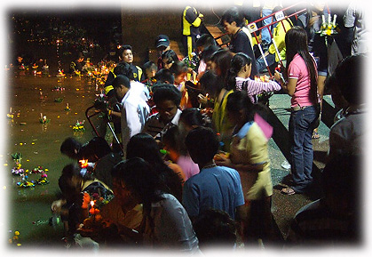 Loi Krathong Ayothaya Hotel
