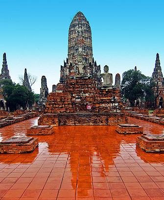 Ayothaya-Ayutthaya-Hotel-Wat Chai Wattanaram
