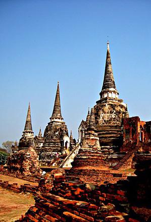 Ayothaya-Ayutthaya-Hotel-Wat Phra Srisanpetch