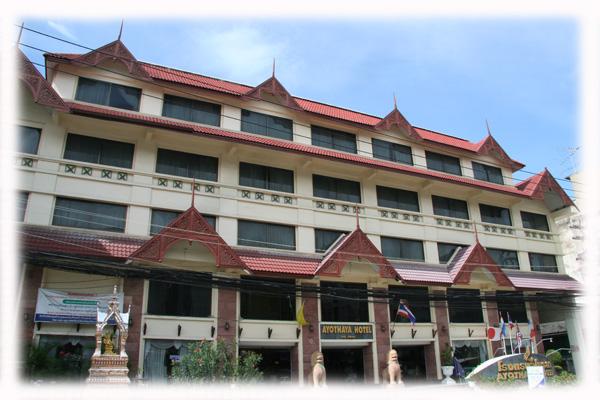 Ayothaya-Ayutthaya-Hotel-Overall