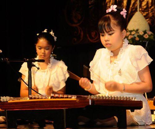 รับบรรเลงดนตรีไทย รับบรรเลงดนตรี วงดนตรีไทย งานพิธี แห่กลองยาว ดนตรีไทย บรรยากาศไทย