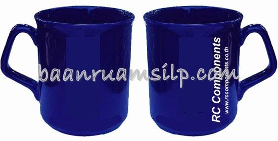 แก้วกาแฟสกรีน 1 สี