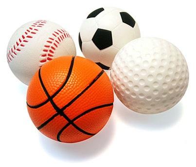 บอลบีบบริหารมือ