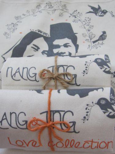 ถุงผ้า baginlove.com (ลายสกรีนของคุณลูกค้า)