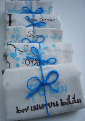 ถุงผ้า สกรีนโทนสี ยอดนิยม