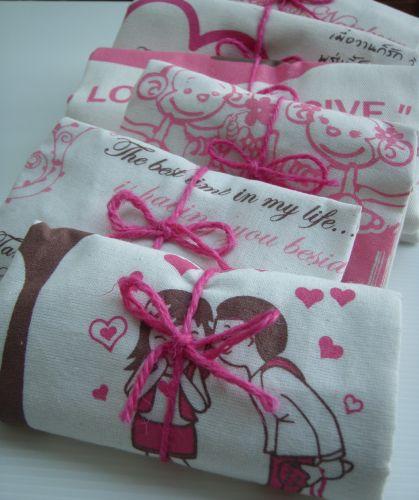 ถุงผ้าสกรีนโทนสี ยอดนิยม