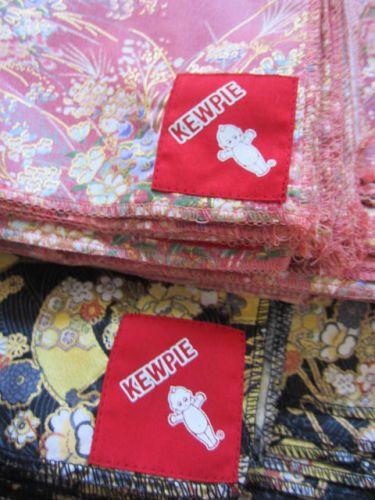 งานเย็บชิ้นผ้า ห่อของขวัญ ติดโลโก้ ให้กับ บริษัท คิวพี