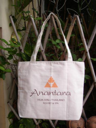 แบบสกรีนของลูกค้า Anantara