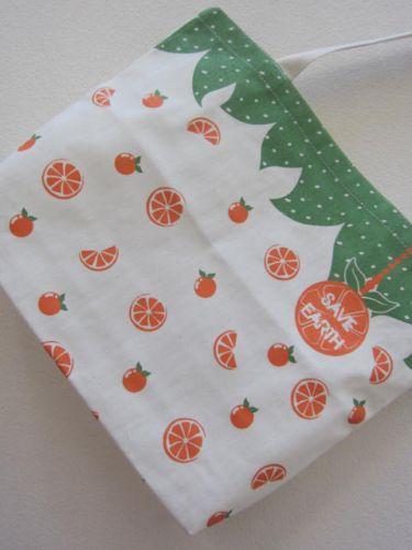 ถุงผ้าดิบ กระเป๋าผ้าดิบ ลดโลกร้อน สกรีนลายน่ารัก จาก baginlove.com