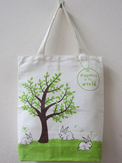 ถุงผ้าดิบ, กระเป๋าผ้าดิบ, ลดโลกร้อน, สกรีนลายสำเร็จรูป, ขายส่ง, ลายน่ารัก, จาก baginlove.com