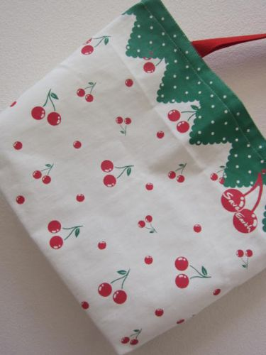 ถุงผ้าผลไม้ จาก baginlove น่ารัก สีสันสดใส ต้อนรับต้นปี 2558 กันค่ะ