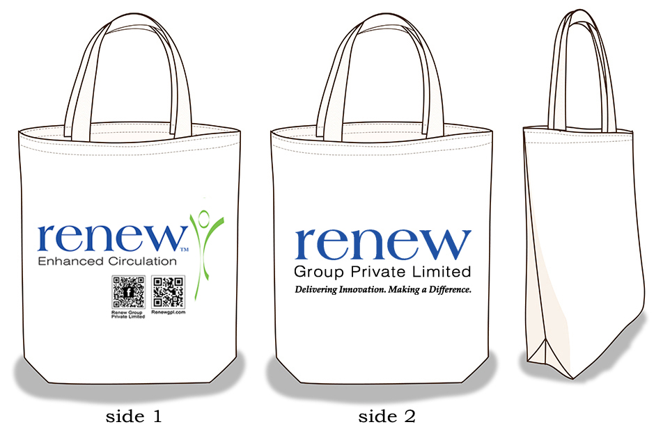 tote bag, tote, stop global warming, no plastic bag, screen, offset, printing, woven, non woven, fabric