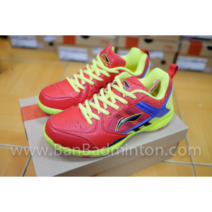 Li-ning AYTK071 Star Icon Red