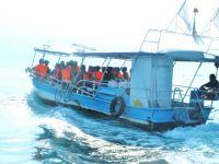 ออกจากท่าเรือแหลมสน