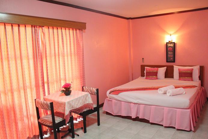 Bangburd Resort Room